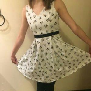 Panda Power Dress